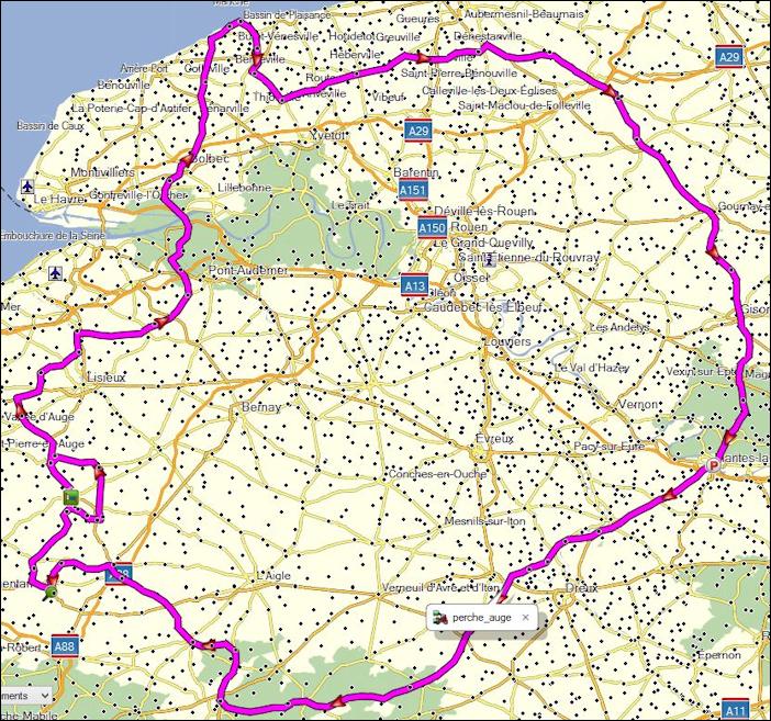 Balades et voyages moto perche pays d 39 auge pays de caux - Le journal le pays d auge ...